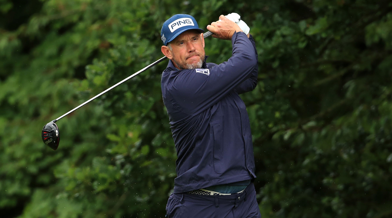Lee Westwood, once again at Valderrama 23 years after his Ryder Cup debut (credit © European Tour)